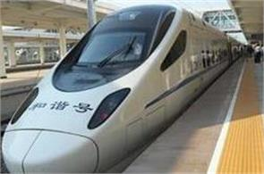 contract on building high speed train project signed in indonesia