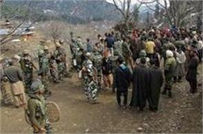restriction in kupwara after thursday militant attack