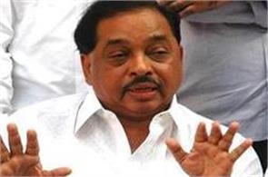 narayan rane praised bal thackeray on his birthday
