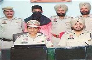 punjab police arrested dasmis sepoy