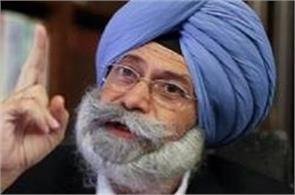 phoolka opposition leader announces resignation