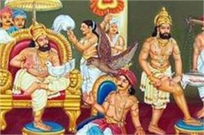 religious story of maharaj shibi