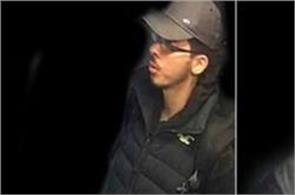 police release cctv pictures of manchester bomber