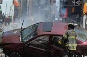 one killed  22 injured after car hits pedestrians in times square