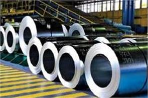 india  s raw steel production up 5 percent
