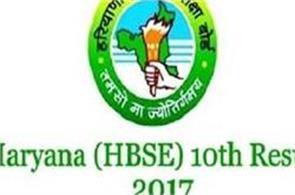 haryana board open school result announced