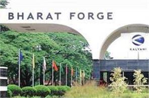 bharat forge profits up 25 3