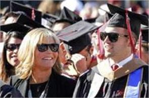 mom who went to classes with quadriplegic son gets honorary degree