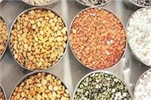buffer stock of imported pulses  made headaches for the government