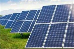 solar power rate reached lowest level of rs 2 62 per unit
