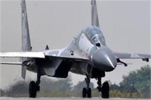 tezpur iaf sukhoi 30 with two pilots on board goes missing