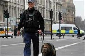 uk to deploy attack dogs to guard parliament