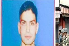 martyr lieutenant was farmer  s son