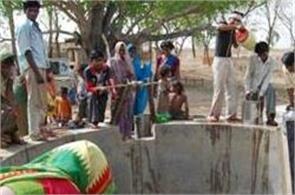 is battling water for bundelkhand