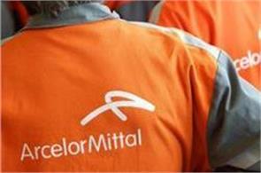 arcelormittal  s net profit is one billion dollars