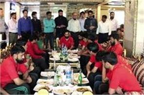 pakistani restaurant hosted lunch for its staff and won hearts all over