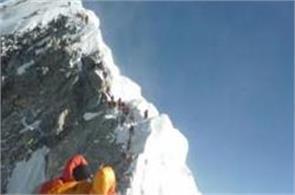 everest mountain famous hillary step damaged