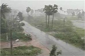 heavy rain and storm in bihar 9 people died
