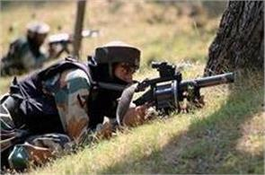 encounter again between militants and security forces