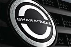 bharat benz launches new heavy commercial vehicles
