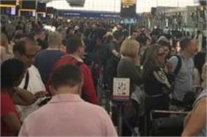 british airways cancels all flights from london s heathrow and gatwick
