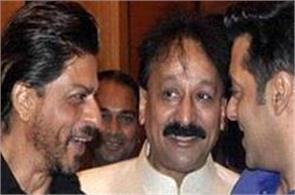 ed  s raid on congress leaders baba siddiqui