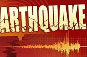 severe tremors of earthquake felt in delhi ncr