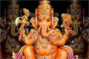 this form of ganesh ji kept in the safe on wednesday