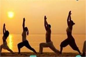 special on international yoga day yoga is the union of spirit and spirit