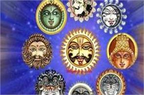 without showing the horoscope know which planets are running heavy