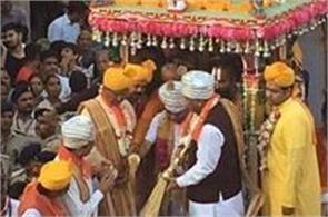 ahmedabad  lord jagannath rath yatra started