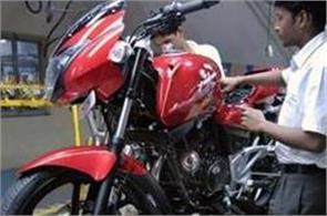 bajaj auto sales by 10  in may