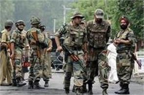 jammu kashmir terrorists attack where crpf army troops are stationed