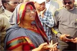 mandsore violence congress filed case against shakuntala khatik