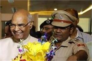 presidential nominee kovind to come here today up