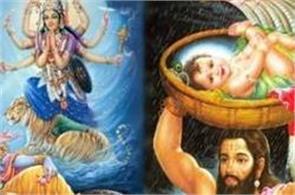 birth story of lord krishna