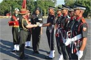 11 troops joined indian army from jammu and kashmir