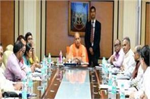 up cabinet meeting  yogi sarkar many important decisions