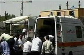 iran shooting spree at imam khomeini shrine