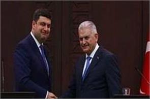 passport free travel starts between turkey ukraine