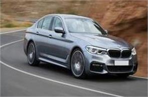 bmw 5 series may be launched in india on this date