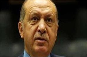 turkey erdogan calls for dialogue to ease gulf crisis