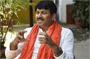 manoj tiwari comment on cng kits installation scam