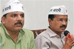 aap leaders prevented from going to mandsaur