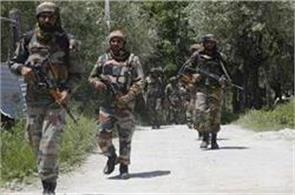 toy gernade create panic in pampore