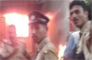 kerala  blasts in bjp and rss office
