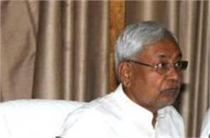 nitish not satisfied with tejaswi answer
