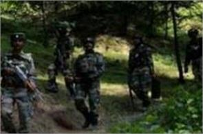 pakistan army immersed in river after indian army firing