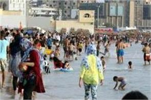 rocket attack kills five  injures 25 on tripoli beach