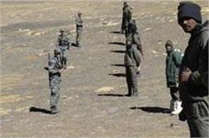 china india deployed 3000 soldiers on border